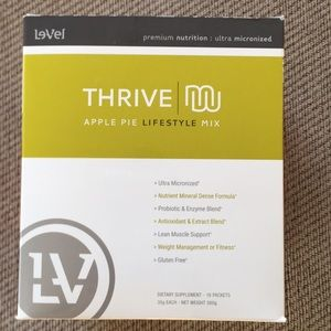 Other - THRIVE Apple Pie Shakes
